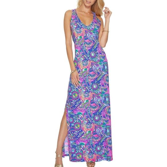 Lilly Pulitzer Dresses & Skirts - Lilly Pulitzer, Kerri Maxi Dress